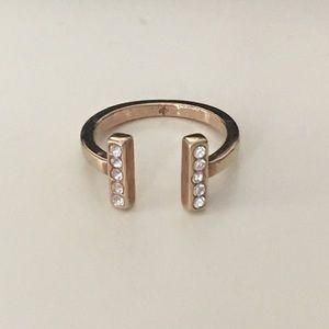 Kate Spade Rose Gold Ring